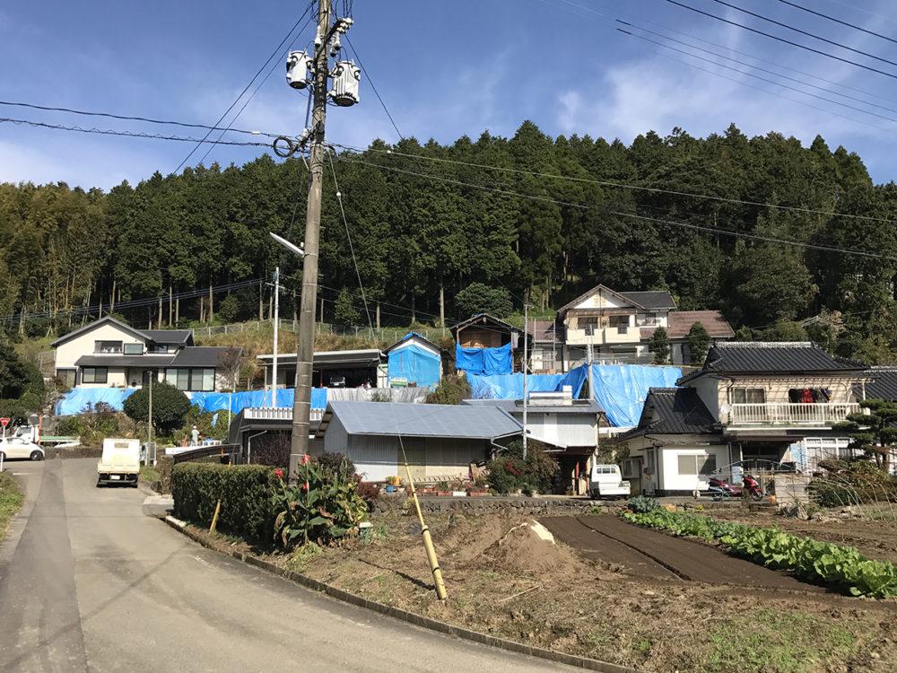 熊本ビニールシート